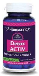 Detox Activ - Herbagetica