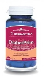 DiabetPrim - Herbagetica