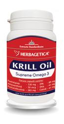 Krill Oil Supreme Omega 3 - Herbagetica
