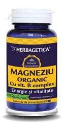 Magneziu Organic - Herbagetica