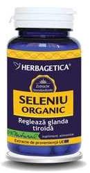 Seleniu Organic - Herbagetica