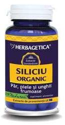 Siliciu organic - Herbagetica