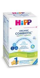1 Combiotic lapte de inceput - Hipp