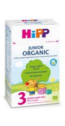 3 Organic junior lapte de crestere - Hipp