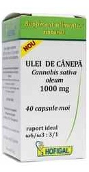 Ulei Canepa 1000MG - Hofigal