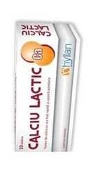 Calciu lactic - Hyllan