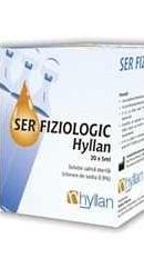 Ser fiziologic - Hyllan