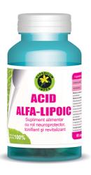 Acid Alfa Lipoic - Hypericum