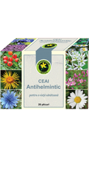 Ceai Antihelmintic - Hypericum