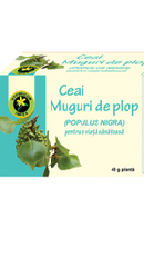 Ceai muguri de Plop - Hypericum
