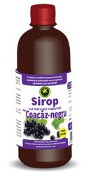 Sirop Coacaz Negru fara zahar - Hypericum