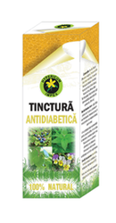 Tinctura Antidiabetica - Hypericum