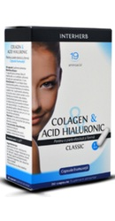 Colagen si Acid Hialuronic Clasic - Interherb