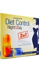 Diet Control pentru Zi si Noapte - Interherb