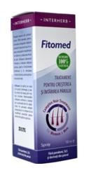 Fitomed Spray Tratament pentru cresterea si intarirea Parului - Interherb