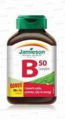B Complex 50MG - Jamieson
