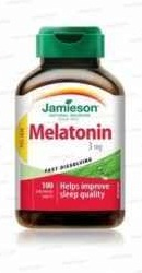 Melatonina 5MG - Jamieson