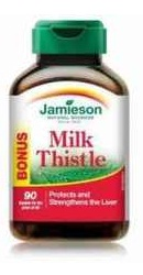 Milk Thistle 150MG - Jamieson