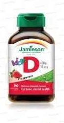 Vitamina D pentru copii - Jamieson