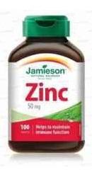 Zinc 50MG - Jamieson