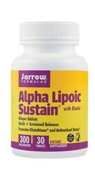 Alpha Lipoic Sustain - Protector cerebral