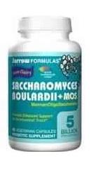 Saccharomyces Boulardii  plus Mos - Jarrow Formulas