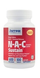 N-A-C Sustain  - Protectie optima hepatica si pulmonara
