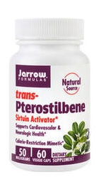 Trans Pterostilbene - Jarrow Formulas