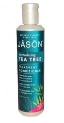 Balsam Tratament Tea Tree pentru par deteriorat - Jason