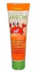 Pasta Naturala de Dinti cu Portocale pentru Copii - Jason