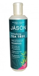 Sampon Tratament Tea Tree pentru par deteriorat - Jason