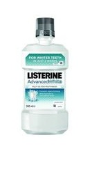 Apa de gura Listerine Advanced White