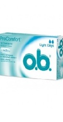 Tampoane OB Procomfort Light - Johnson