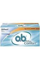 Tampoane Pro Comfort Super