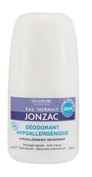 Rehydrate Deodorant hipoalergenic 24h - Jonzac