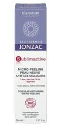 Sublimactive Micropeeling celular antiage - Jonzac