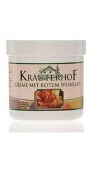Crema cu extract din frunze de Vita-de-Vie rosie - Krauterhof