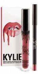 Kit Ruj Lichid Mat Contur de buze - Kylie Cosmetics