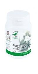 Magneziu Vitamina B6 - Medica