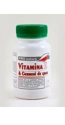 Vitamina E Germeni De Grau - Medica