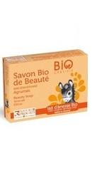 Sapun Bio cu lapte de magarita si ulei de citrice - Laboratoire Gravier