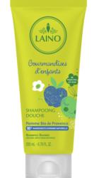 Sampon 3 in 1 pentru copii cu mar bio de Provence - Laino