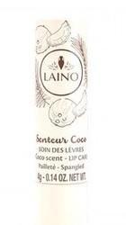 Stick de buze Editie Limitata Cocos Sidefat - Laino