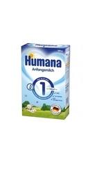 Lapte praf 1 300 grame - Humana