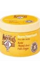 Crema de corp hidratanta cu Karite, migdale si ulei de Argan - Le Petit Marseillais