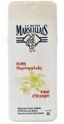 Gel de dus cu flori de portocal - Le Petit Marseillais