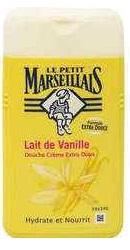 Gel de dus cu lapte de Vanilie - Le Petit Marseillais