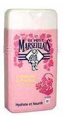 Gel de dus cu aroma de  zmeura si bujor - Le Petit Marseillais