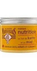 Masca pentru par uscat cu lapte de shea-karite si miere - Le Petit Marseillais