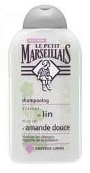 Sampon pentru par normal cu migdale dulci si in - Le Petit Marseillais